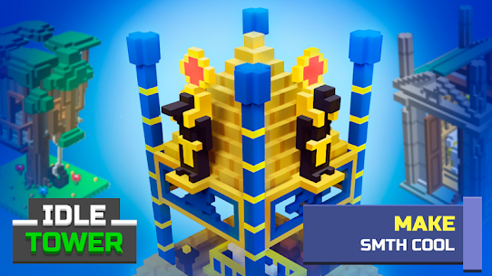TapTower Mod Apk 1.14 (Free Shopping + Unlimited Money) 6