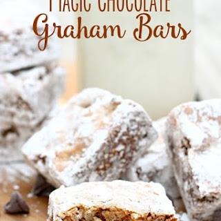 Magic Chocolate Graham Bars Recipe