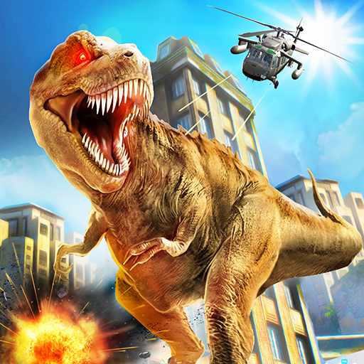 Angry😡Mad Dinosaur Simulator 20  file APK Free for PC, smart TV Download