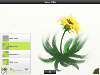 ArtRage Oil Painter Free APK screenshot thumbnail 2