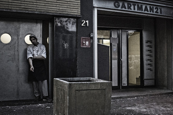 Gartman 21 - Amsterdam di wallyci