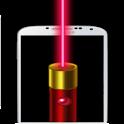 lanterna ponteiro laser icon