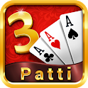 Teen Patti Gold - 3 Patti, Rummy, Poker & Cricket icon