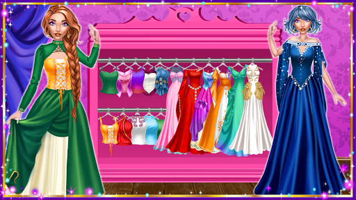Magic Fairy Tale - Princess Game  screenshots 1