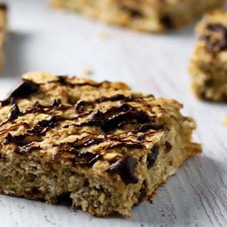 Chocolate Raisin Oatmeal Bars [Vegan, Gluten-Free]