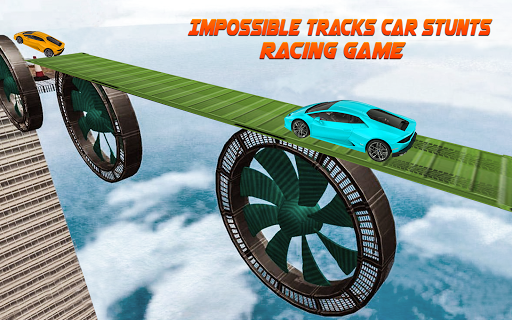 Impossible Track Racing 3D - Stunt Car Race Games - screenshot