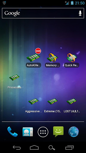 AutoKiller Memory Optimizer  screenshot 5