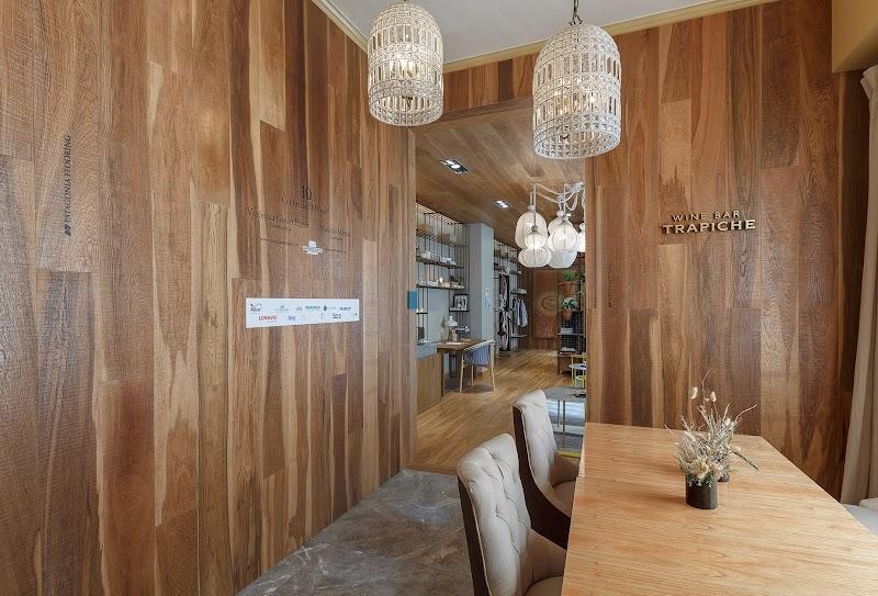Casa FOA 2017: Cafetería Wine Bar Trapiche El Beso - Verónica Gosso Eguia / Marcelo Mazza