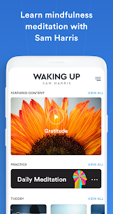 Waking Up Apk: A Meditation Course 2