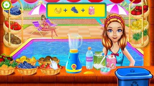 Summer Girl - Crazy Pool Party  screenshots 1