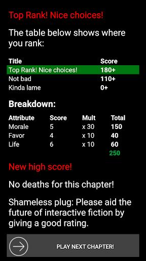 Paladins: Text Adventure RPG  screenshots EasyGameCheats.pro 5