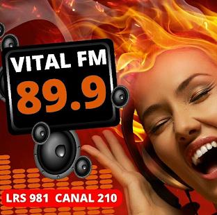 FM VITAL 89.9 - náhled