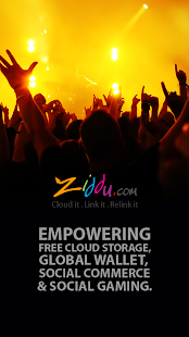 Ziddu - Free File Sharing - screenshot thumbnail