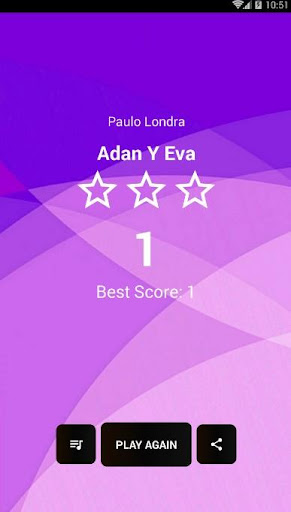 Paulo Londra - Adan y Eva Piano Game screenshot 4