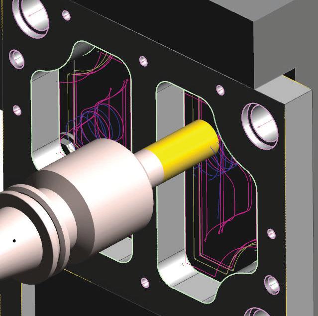 SURFCAM Part Modeler – оправдывающий вложения в него инструмент 3D- моделирования, специально созданный для быстрого и простого конструирования и модификации твердотельных моделей