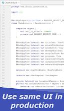MockApp screenshot thumbnail