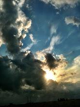 Photo: stormy weather