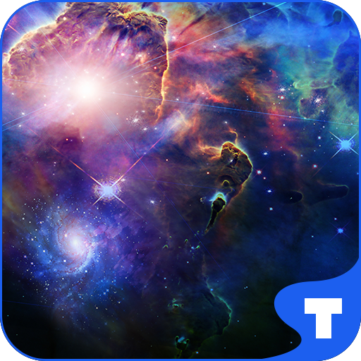 个人化のGalaxy Cosmos Theme GO ADW LOGO-記事Game
