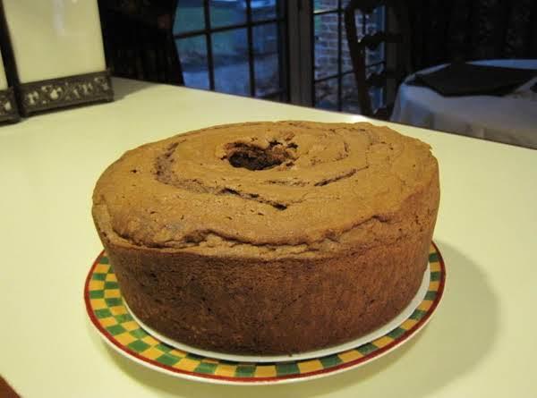 Rose's Chocolate Pound Cake Recipe