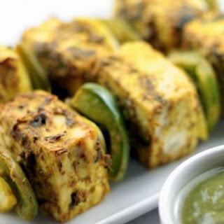 Tofu Tikka.