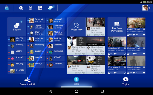 PlayStation®App for PC