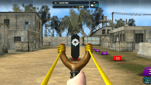 Slingshot Championship app (apk) free download for Android/PC/Windows screenshot