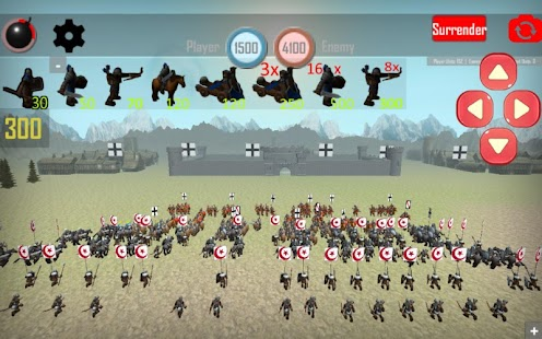 MEDIEVAL TIMES: HOLY LAND WARS screenshot