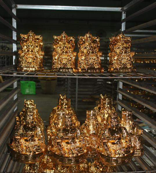 Xưởng xi mạ hcm xuất hiện nhiều trên thị trường