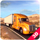 Truck Simulator USA and Europe - Truck Driving