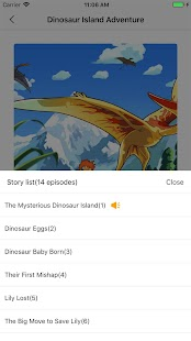 Audio Books for Kids- screenshot thumbnail