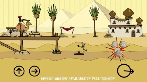 Doodle Army Boot Camp screenshot 4