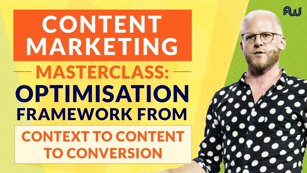 Концепция оптимизации: От контекста к контенту и конверсии