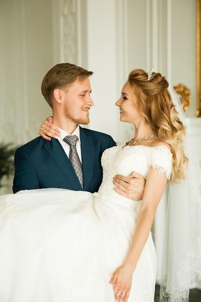 Wedding photographer Aleksandra Kharlamova (akharlamova). Photo of 19.09.2018