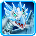 DRAGON VILLAGE -city sim mania icon