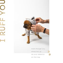 I Ruff You - Father's Day item