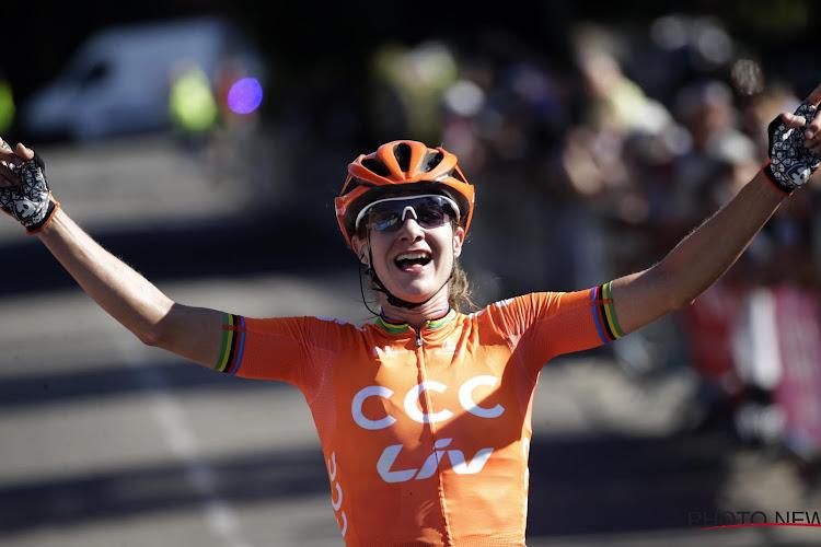 Clap 200 pour Marianne Vos !