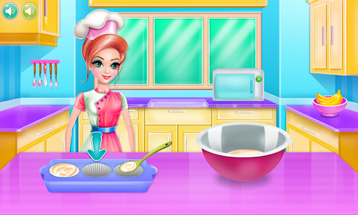 Food maker - dessert recipes Screenshots