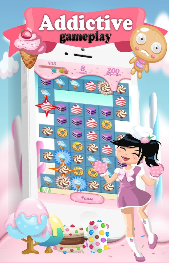 Candy Match- screenshot