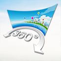 Virtual Tour 360 for Unity5 icon