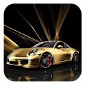 New Golden Car icon