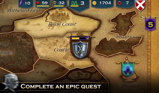 Knight Storm screenshot 4