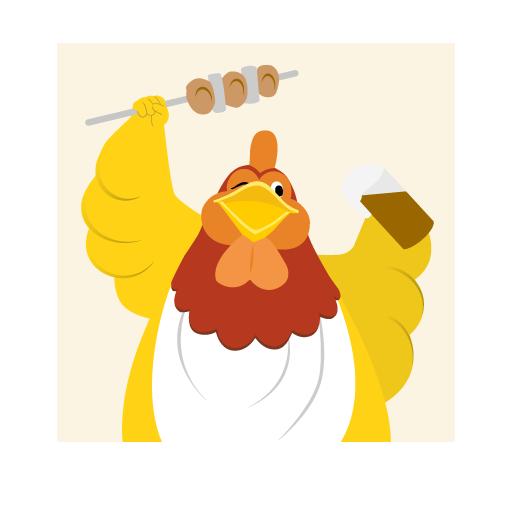 地鶏料理ちきんはうす 生活 App LOGO-APP試玩