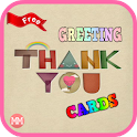 Thank You Greeting Cards icon