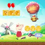 Peppa-Pig Run Jungle Adventure icon