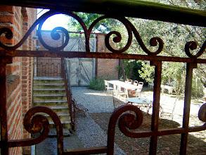 Photo: Courtyard at Casa Zinc
