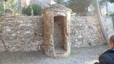 Photo: Garita de las antiguas construcciones militares