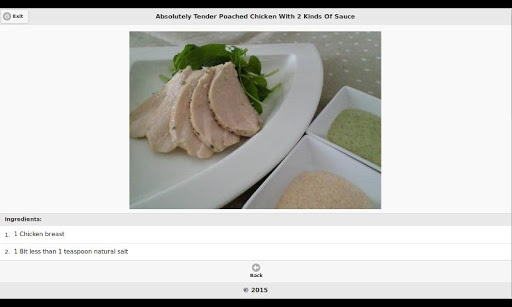 Chicken Recipes 7