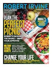 Robert Irvine Magazine