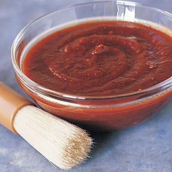 Bodacious Barbecue Sauce Recipe