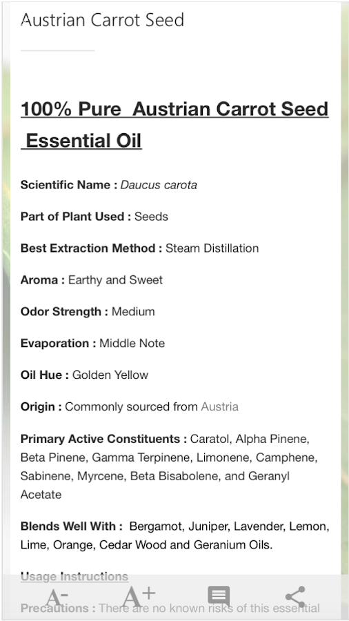 The Official Oil Guide- screenshot